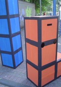 Cosplay-Cover: L-Block Orange