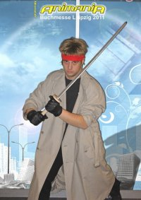 Cosplay-Cover: Colin McLeod