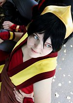 Cosplay-Cover: Toph Bei Fong [Fire Nation]
