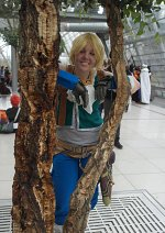 Cosplay-Cover: Zidane Tribal (FF IX - Dissidia Version)