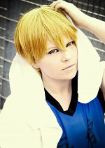 Cosplay-Cover: Ryouta Kise 黄瀬 涼太 ⌠ Kaijou ∞ Trikot ⌡