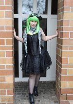 Cosplay-Cover: Gumi [Black Dress]