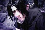 Cosplay-Cover: Uchiha Sasuke [black]