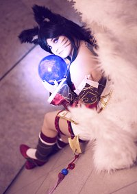 Cosplay-Cover: Cinematic Ahri