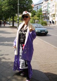 Cosplay-Cover: Miyavi - This Iz The Japanese Kabuki Rock Tour2008