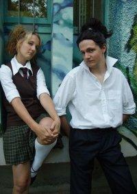 Cosplay-Cover: Schuluniform-Shika