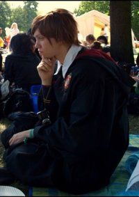 Cosplay-Cover: Remus Lupin (Rumtreiber)