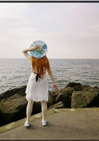 Cosplay-Cover: Inoue Orihime (Summer Dress)