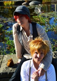 Cosplay-Cover: Giotto ● First meeting with Cozart