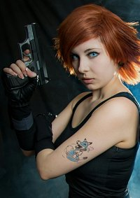 Cosplay-Cover: Meryl Silverburgh MGS1