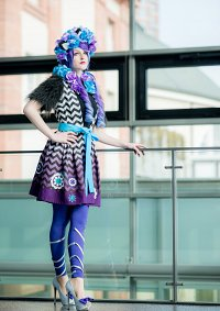 Cosplay-Cover: Kitty Cheshire - Spring Unsprung