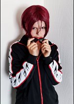 Cosplay-Cover: Rin Matsuoka (Swim Club Version)