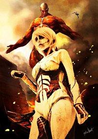 Cosplay-Cover: Female Titan