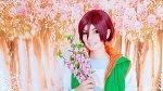 Cosplay-Cover: Rin Matsuoka Flashback Version