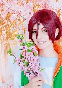 Cosplay-Cover: Rin Matsuoka Flashback Version