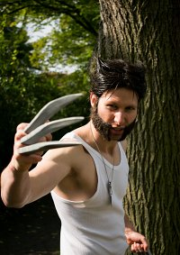 Cosplay-Cover: Wolverine