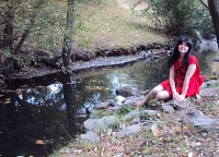 Cosplay-Cover: Kagome (In Inuyashas Haori)
