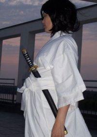 Cosplay-Cover: Kuchiki Rukia (White Version)