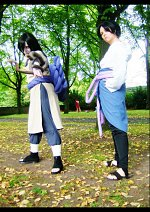 Cosplay-Cover: Sasuke Uchiha - Shippuuden