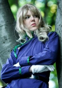 Cosplay-Cover: Zoisite