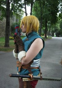 Cosplay-Cover: Richard