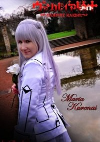 Cosplay-Cover: Maria Kurenai