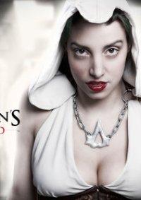 Cosplay-Cover: Female Assassin - Original Design by  Will Murai