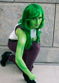 Cosplay-Cover: She Hulk