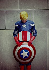 Cosplay-Cover: Captain America [The Avengers]