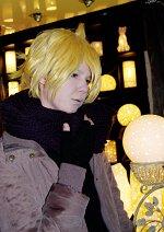 Cosplay-Cover: Satsuki Version Winterdress