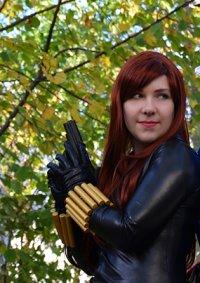 Cosplay-Cover: Black Widow (Natasha Romanoff)