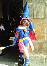 Cosplay-Cover: Black Magician Girl