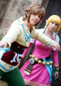 Cosplay-Cover: Link | Skyloft