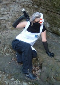 Cosplay-Cover: Kakashi Hatake [Anbu-Version]
