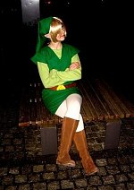 Cosplay-Cover: klein Link