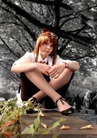 Cosplay-Cover: Ema Skye (Detective)