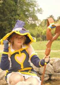 Cosplay-Cover: Mage lvl22
