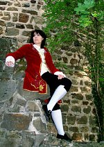 Cosplay-Cover: Nicholas de Lenfent (Interview with the vampire)