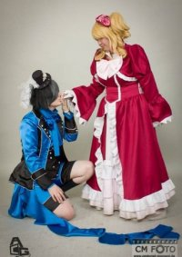 Cosplay-Cover: Ciel Phantomhive {シエル・ファントムハイヴ} ♛ [Earl Blue]
