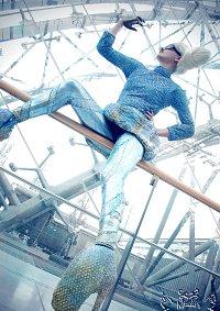 Cosplay-Cover: Lady Gaga    Bad Romance  Plopp-Alien