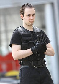 Cosplay-Cover: WWE-Dean Ambrose (THE SHIELD)