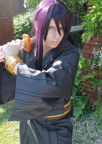 Cosplay-Cover: Yuri Lowell ● Yukata Artwork