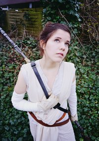Cosplay-Cover: Rey [Takodana]