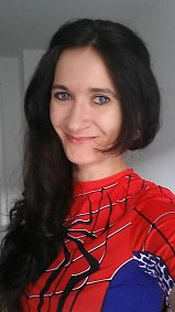 Cosplay-Cover: Spider-Man (female)