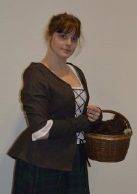 Cosplay-Cover: Claire Fraser (Outlander)