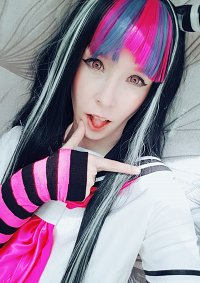 Cosplay-Cover: Ibuki Mioda 澪田 唯吹