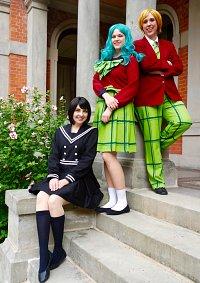 Cosplay-Cover: Hotaru Tomoe [Artbook School Uniform]