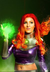 Cosplay-Cover: Starfire