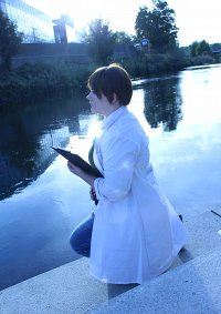 Cosplay-Cover: Professor Chambers[Vendetta Lab Coat]