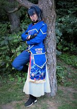 Cosplay-Cover: Mikazuki Munechika (Stage)